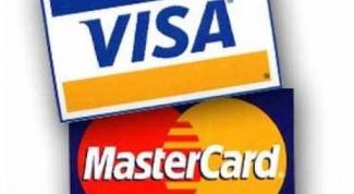 Чем виза отличается от мастеркард
