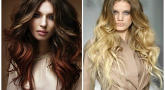 What differs from the Ombre Ombre