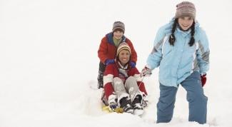 Чем занять ребенка на зимние каникулы