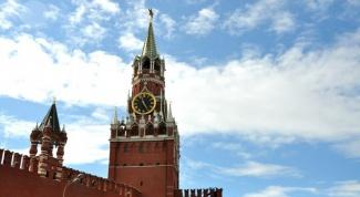 Как попасть в Кремль