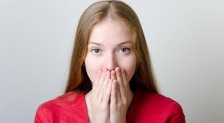 Почему у ребенка пахнет изо рта