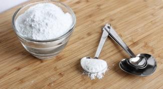 Как делают сахарную пудру