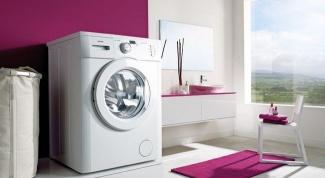 Куда лучше поставить стиральную машину