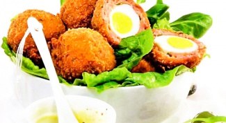 Как приготовить яйца по-шотландски
