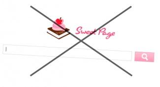 Как удалить с компьютера Sweet Page