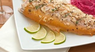 Как приготовить рыбу в лаваше