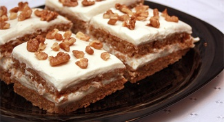 Как приготовить гречневый торт