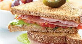 Летний сандвич