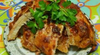 Как приготовить свиные рёбрышки в маринаде