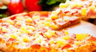 Простая домашняя пицца по-мексикански