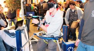 Революция в играх виртуальной реальности