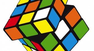 Как собрать верх в третьем слое кубика Рубика