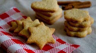 Как испечь анисовое печенье с корицей?