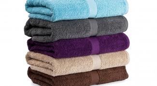 Как правильно стирать махровые вещи?