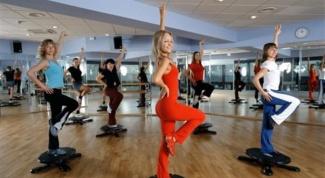 Этиект в фитнес-зале