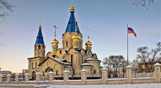 Than in the Orthodox tradition the Church is distinguished from the chapel