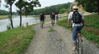 Как составить маршрут велосипедной прогулки по Москве