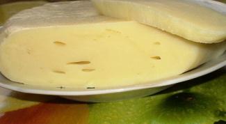 Твердый сыр домашнего приготовления