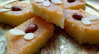 """Как приготовить десерт """"Намура""""?"""