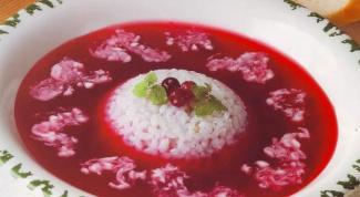 Суп «Ромашковое поле»