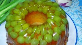 Как приготовить арабский кекс с желе