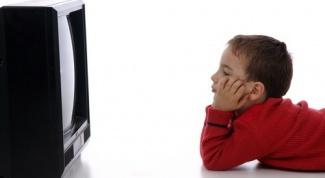 Вреден ли телевизор для ребенка