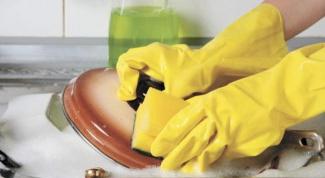 Секреты мытья посуды для молодых хозяек