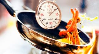 Советы, которые помогут сохранить время на кухне