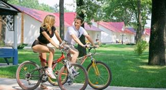 Сбросить вес с помощью велосипеда
