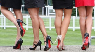 How to choose high-heeled shoes