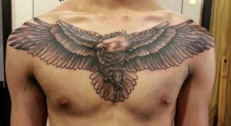 Что означает татуировка орла