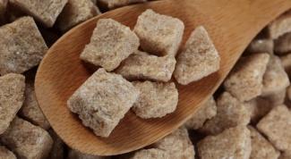 Коричневый сахар: есть ли польза?