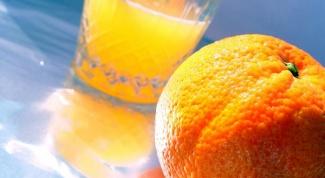 Рецепты коктейлей с апельсиновым соком