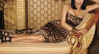 Леопардовое платье - стоит ли покупать?