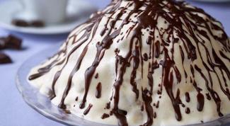 Как приготовить дома торт