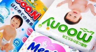 Японские подгузники: секрет популярности