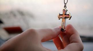 Зачем носить крестик?