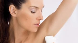 Чем вредны для здоровья дезодоранты-антиперспиранты?