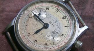 Чем часы отличаются от хронографа
