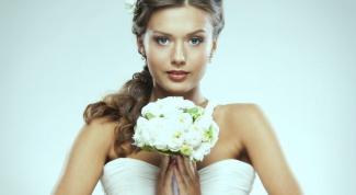 Как выбрать свадебную прическу