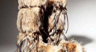 Унты или угги: наследие племен