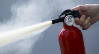 Как выбрать и где купить огнетушитель
