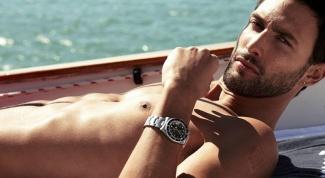 Мужские наручные часы: виды и нюансы выбора