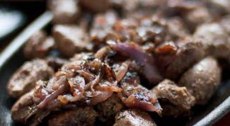 5 рецептов простых и быстрых блюд из куриных сердечек