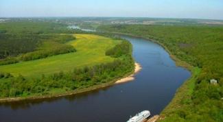 Как отдохнуть на реке Оке