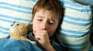 Как лечить кашель у ребенка