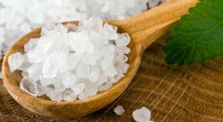 Польза и вред поваренной соли