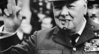 Роль У. Черчиля во Второй Мировой войне