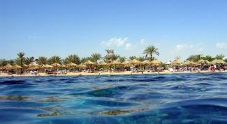 Пляжный сезон в Египте