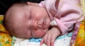 Как обеспечить спокойный сон ребенку